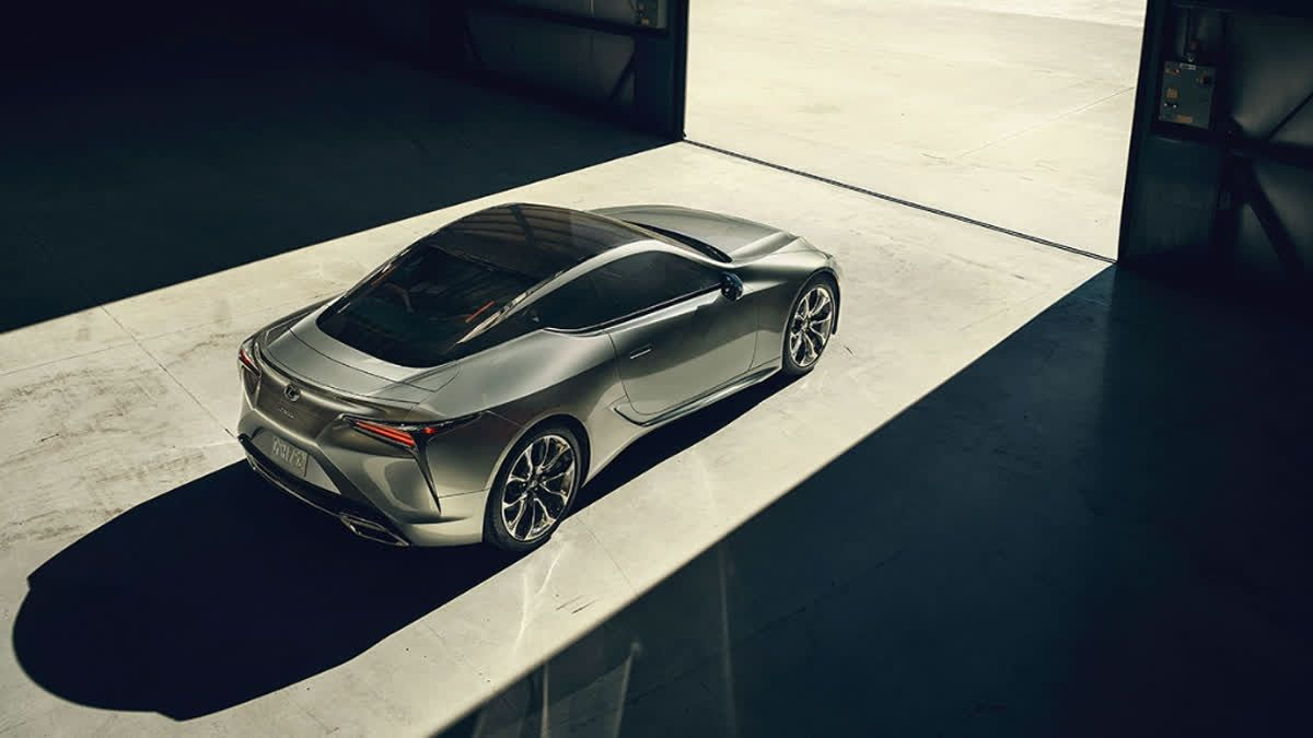 Goals With Images Lexus Lc Lexus Sports Car