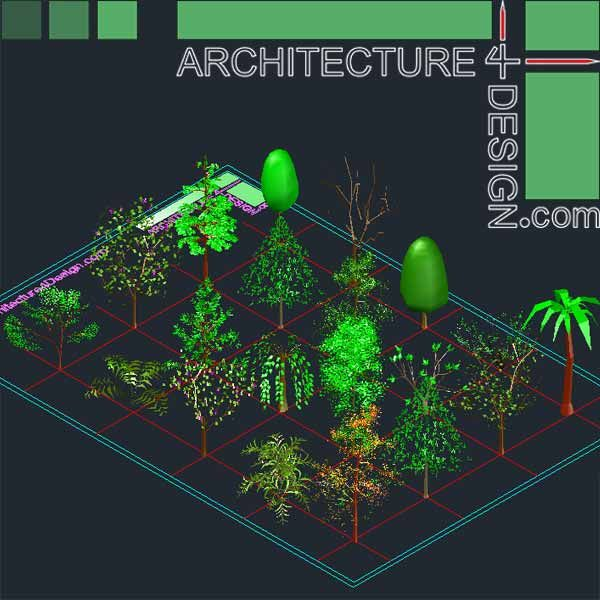 Autocad 3d trees and shrubs models DWG file  : 6b01b62d955855c4423fe5a5e8af8bfc from www.pinterest.com size 600 x 600 jpeg 45kB