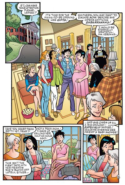 Uh Oh We Know Betty S A Busy Woman But This Time She Has Some Explaining To Do Find Out What Happens In Life With Archie 32 Archie Comics Comic Shop Comics