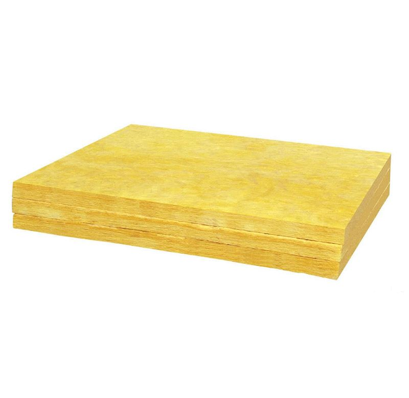 Glass Wool Panel Glass Wool Board Is Processed By Putting The Thermosetting Binder Into The Glass Wool By Pres Wool Insulation Sound Insulation Mineral Wool