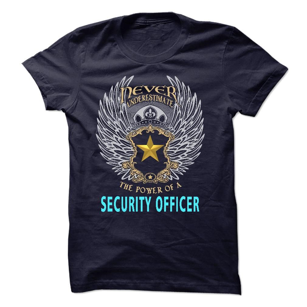 I am a Security Officer T-Shirts, Hoodies. BUY IT NOW ==► Funny Tee Shirts