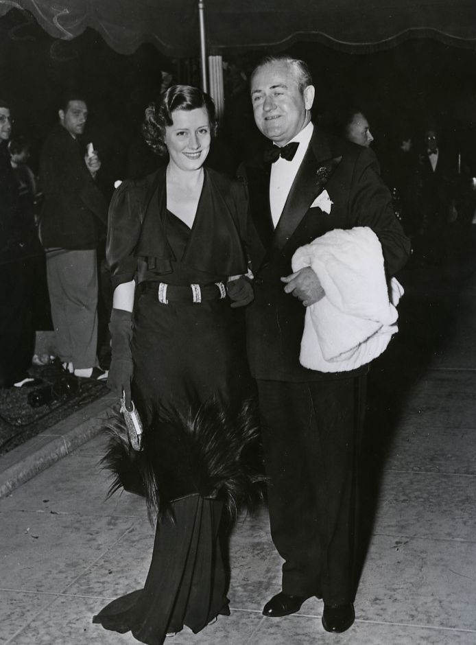 irene dunne and francis griffin married 37 years until his