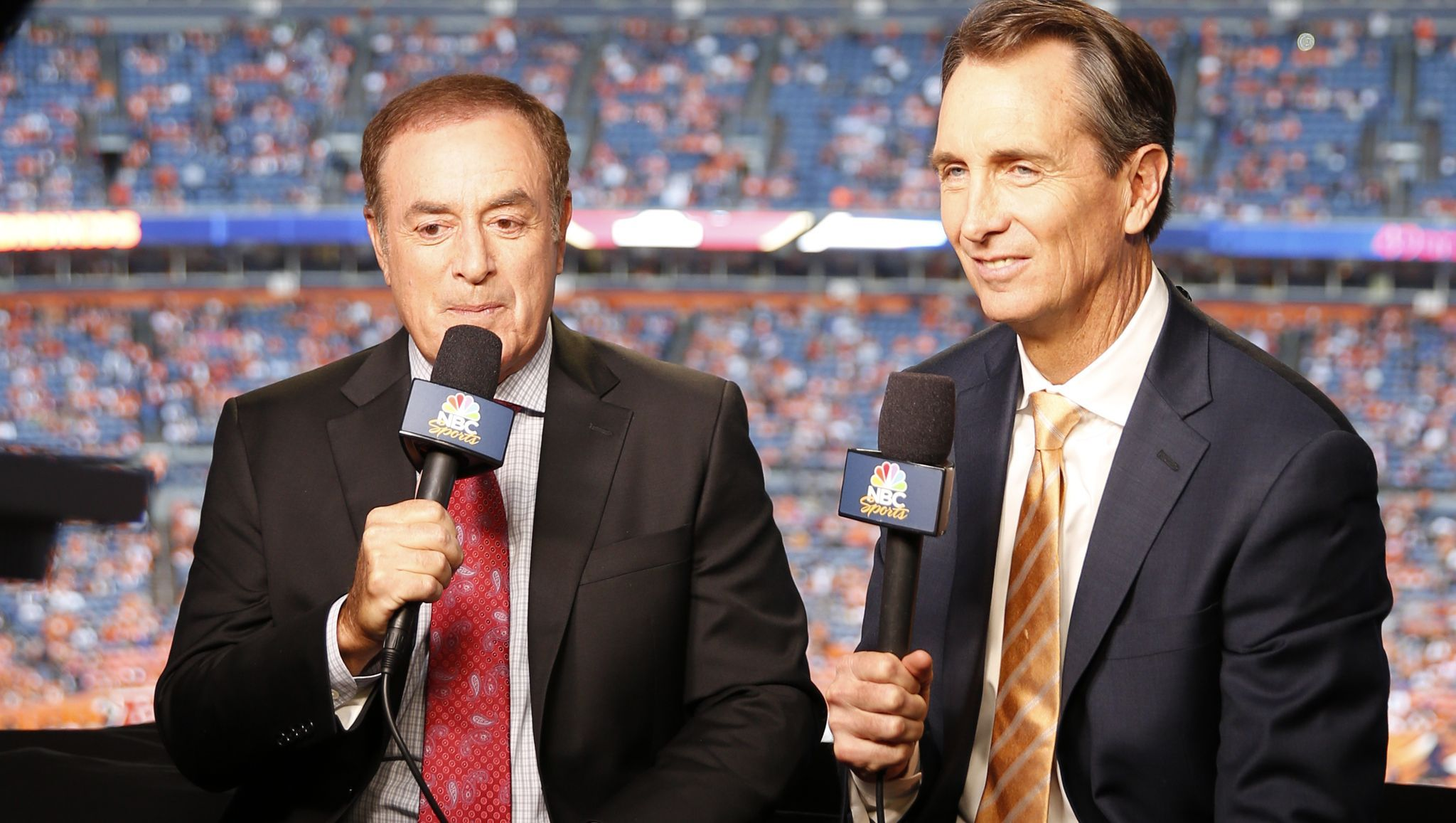 Super Bowl Tv Cris Collinsworth Rips Into Seahawks Call Nfl Football Pictures Nfl Playoffs Nfl