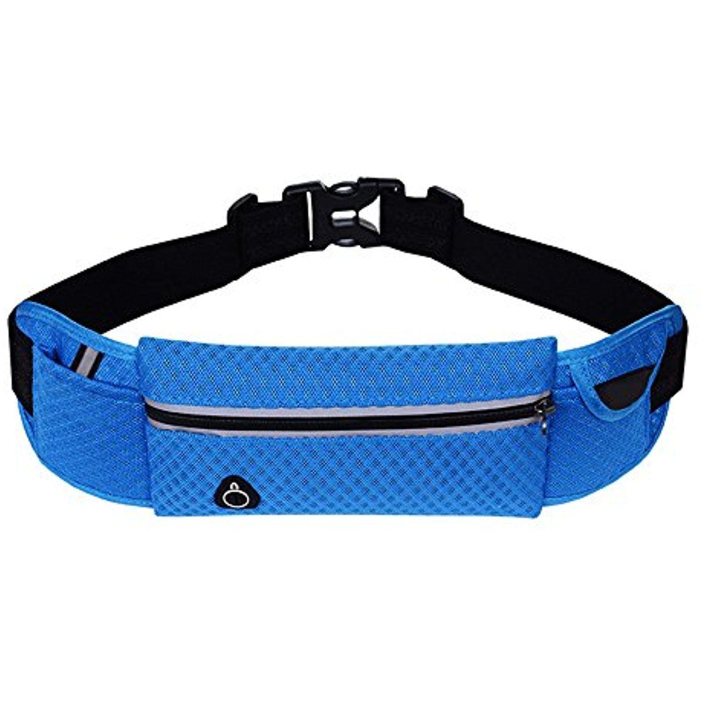 Cellphone Running Belt Jogging Waist Pack Workout Fanny Pack Pouch For Sports