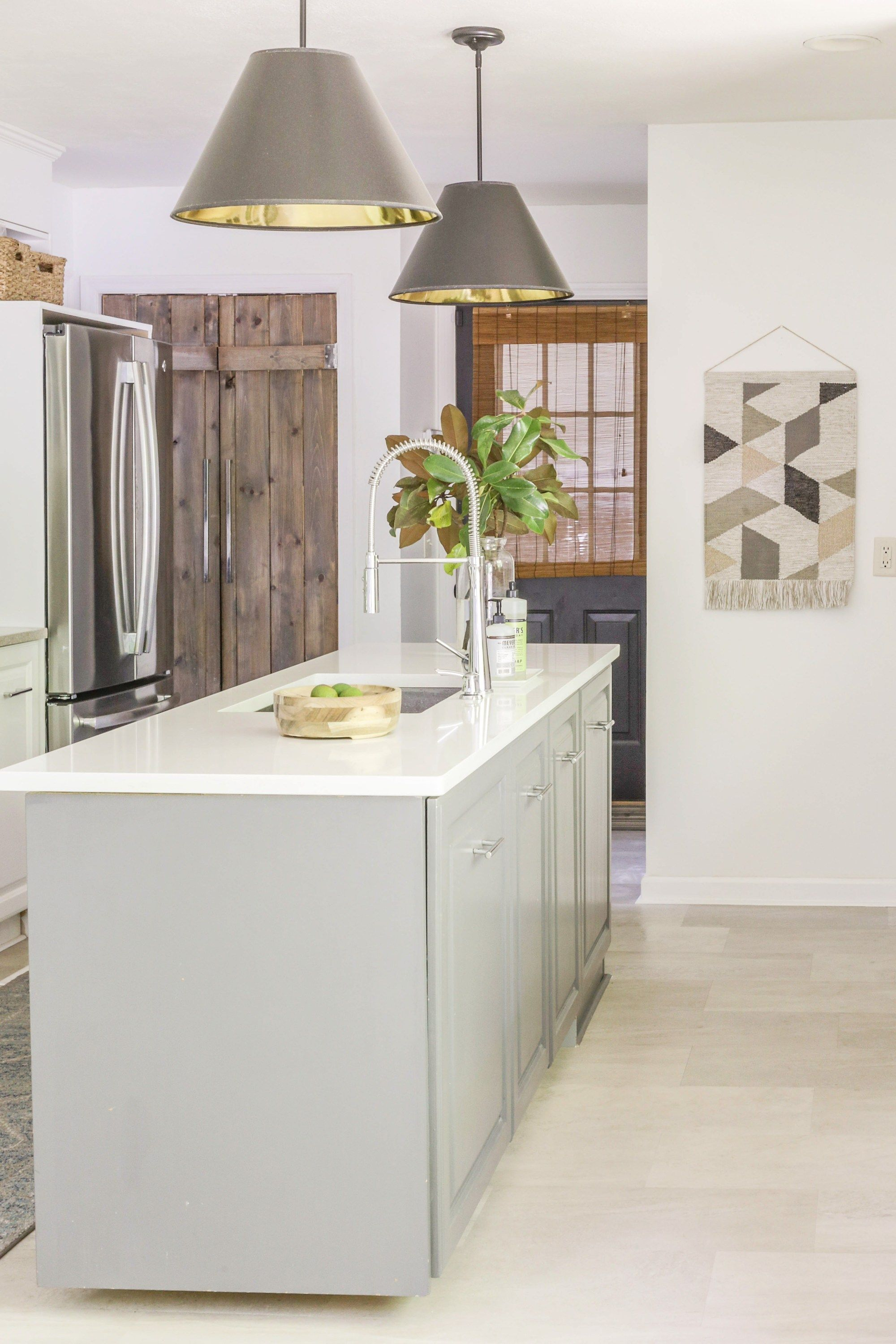 Luxury Vinyl Tile Over Existing Flooring One Year Review