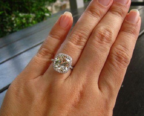 5 Carat Diamond Ring Google Search
