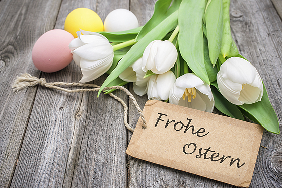 Photo of Easter greetings and poems for postcards and co familie.de
