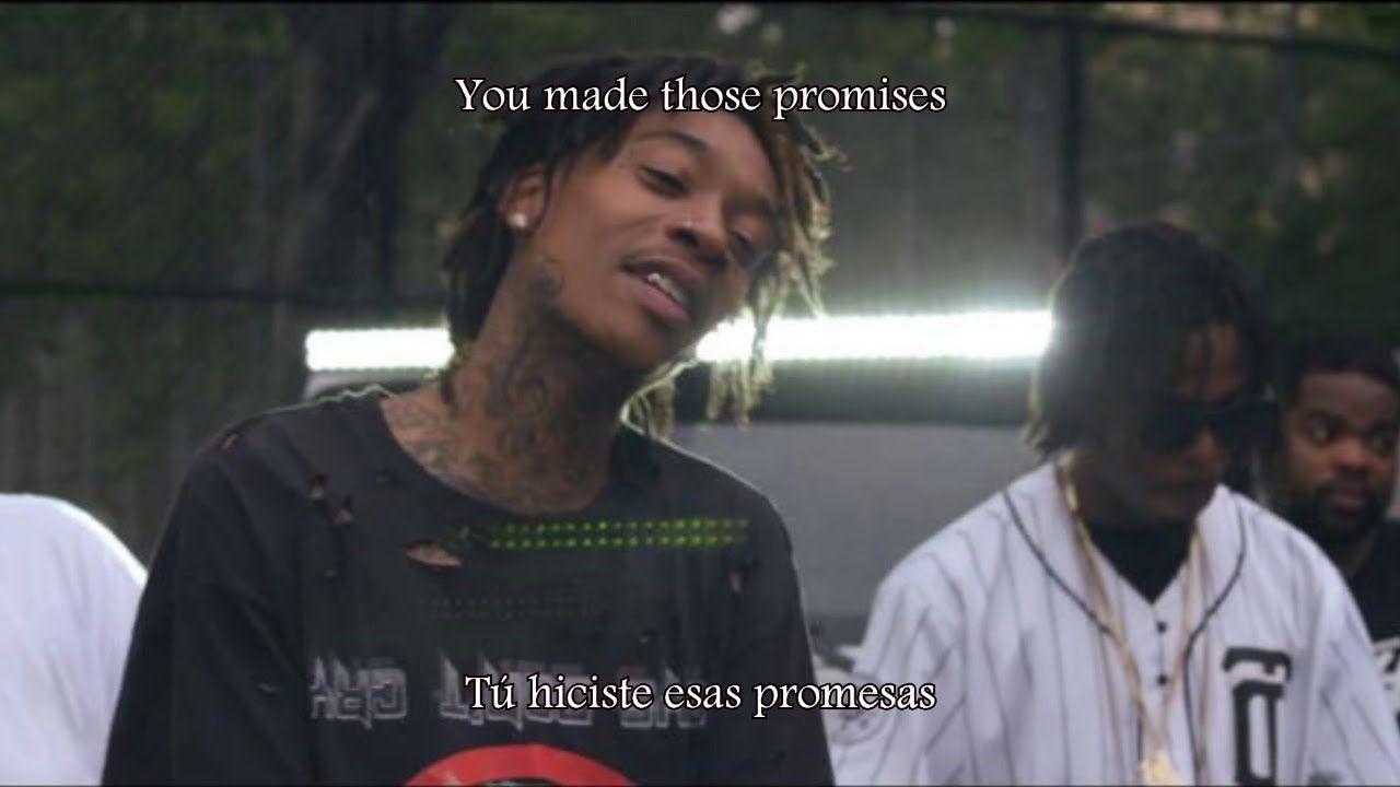Wiz Khalifa - Promises (Lyrics - Subtítulos Español) | Canciones, Promesa