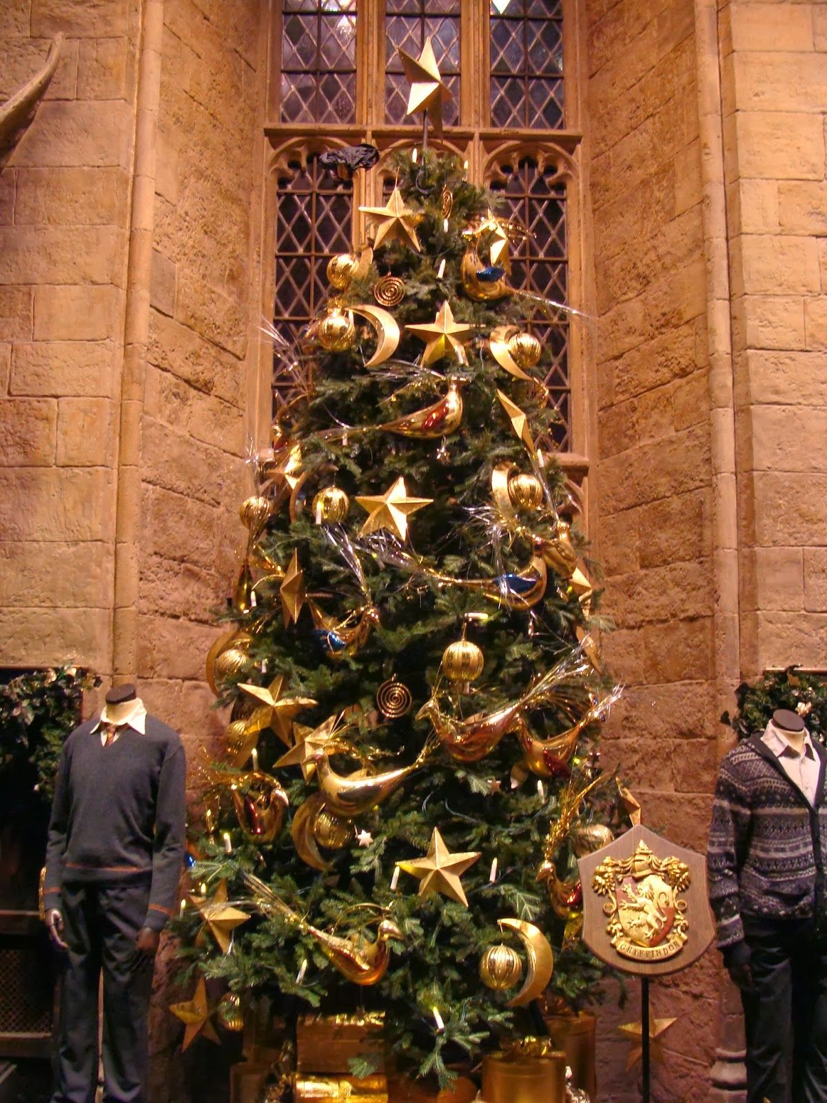 Hogwarts Christmas Wallpaper X3Cbx3Ewallpapers Hogwarts Christmasx3Cbx3E Tree
