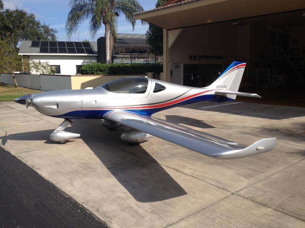 Light Sport Aircraft 2008 Arion Lightning Lsa For Sale In The United States