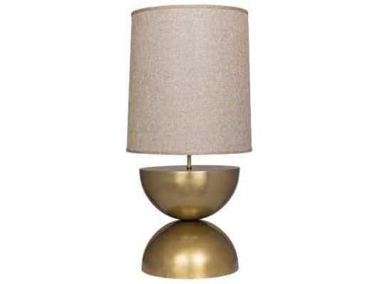 Noir furniture pulan antique brass buffet lamp buffet antique brass and floor lamp