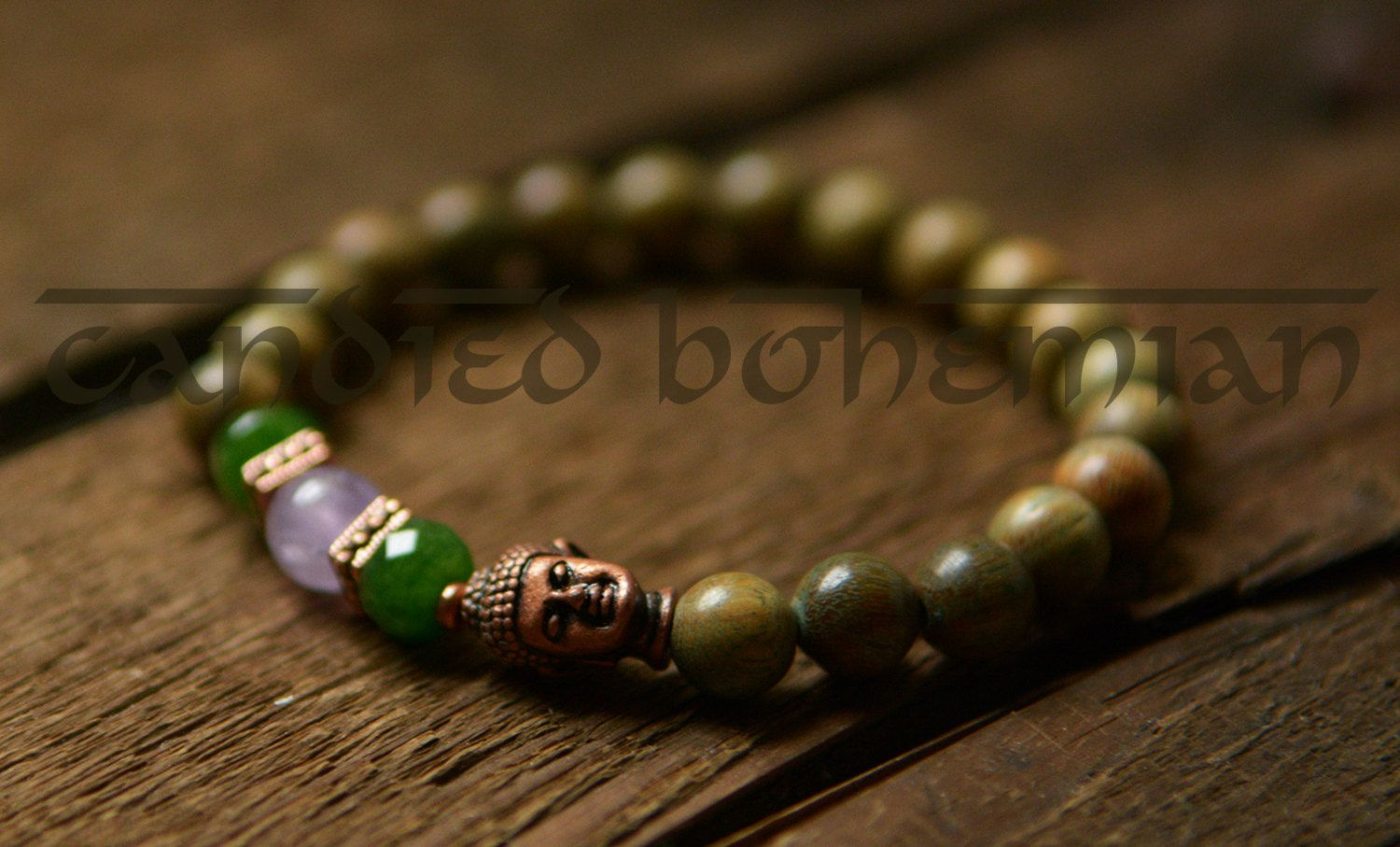 Prosperity Emotional Balance Bracelet Mens Bracelets Yoga Jewelry Tibetan