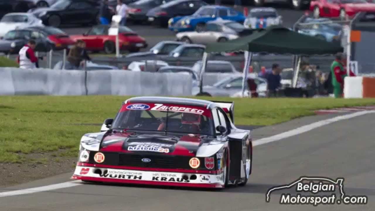 Ford Capri Turbo Zakspeed Mucke Motorsport At Nurburgring Drm