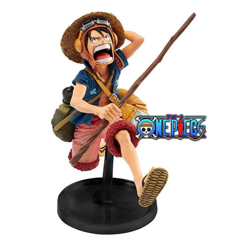Collections Anime Jouets One Piece Monkey D Luffy Figurine Statues 15cm