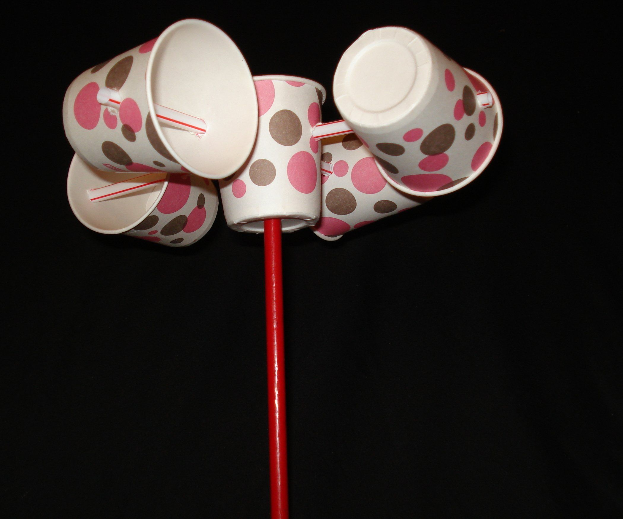 Paper Cup Anemometer