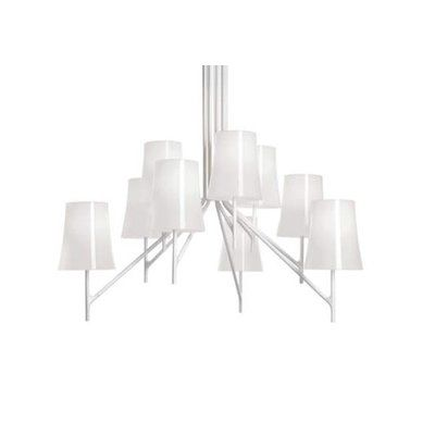 Foscarini Birdie 9-Light Shaded Classic / Traditional Chandelier | Perigold #artdecointerior