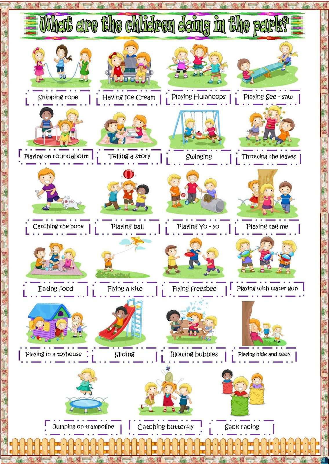 Cool Children Love Holiday Worksheet My English Class What Are The ...
