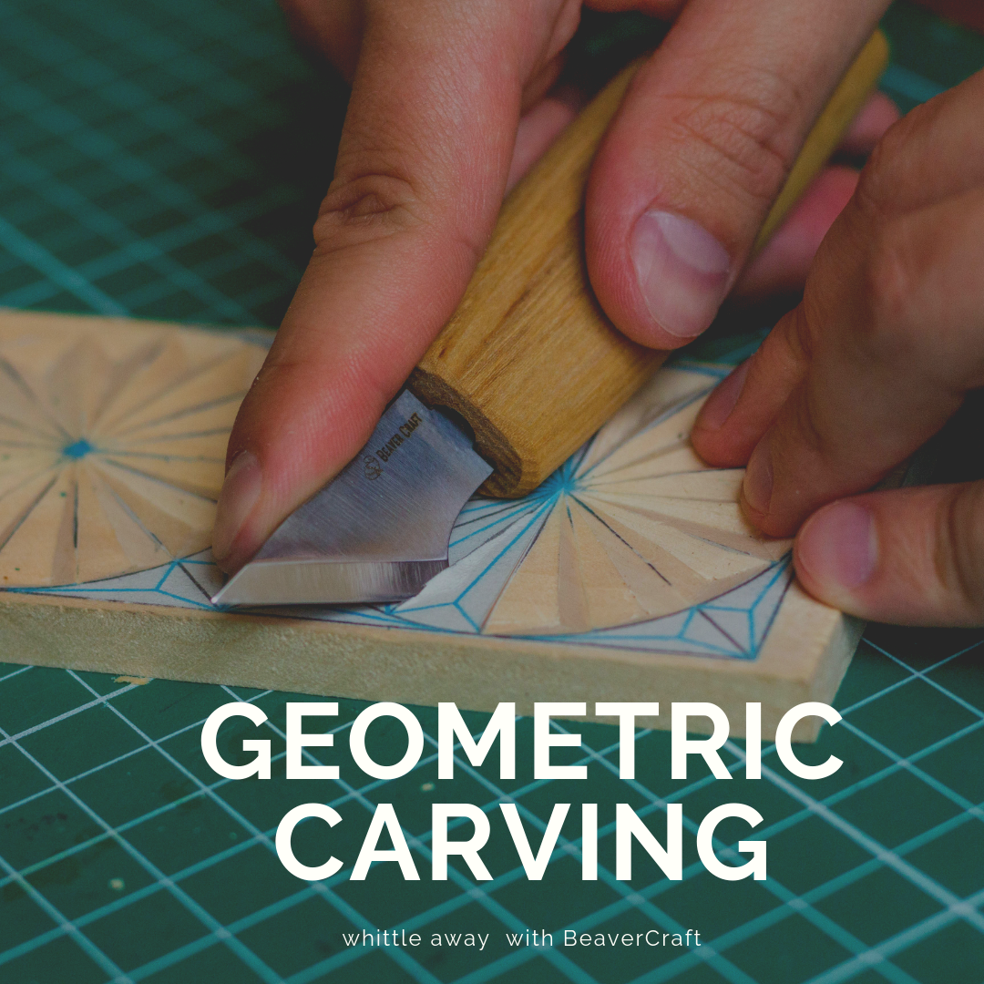 How about geometric wood carving? Do you do some? As we have