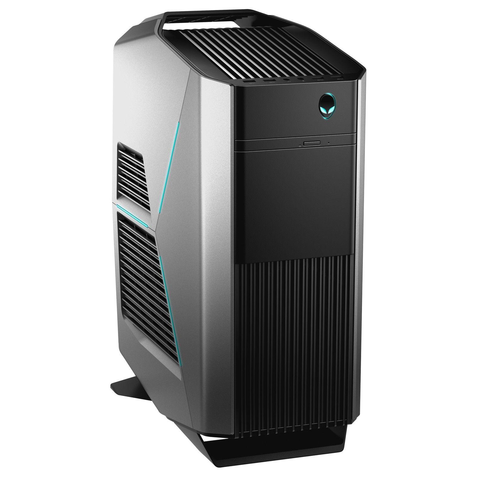 Alienware Aurora Desktop PC, Intel Core I7, 16GB RAM, 2TB