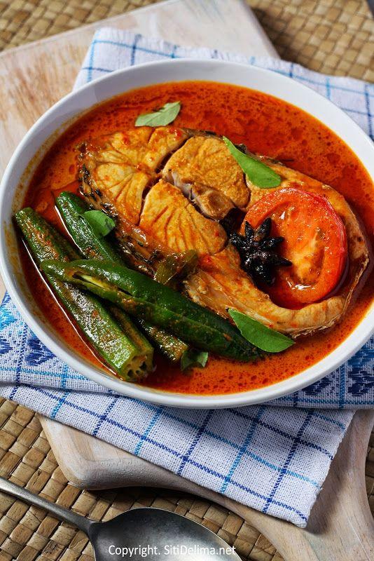 Kari Berapi Ikan Jenahak Dari Dapur Ct