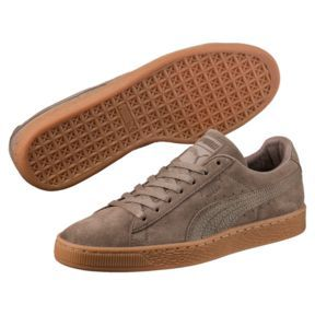Suede Classic Natural Warmth Trainers 7dc0c9e41
