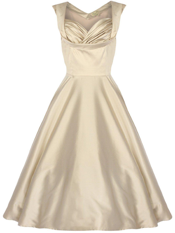 Lindy Bop \'Ophelia\' Rockabilly Kleid 1950er Jahre, Hochzeit ...
