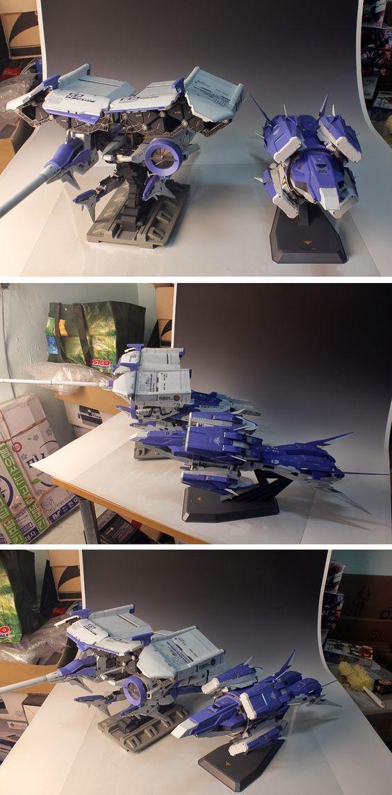 Custom Build: 1/400 Ptolemaios - Gundam Kits Collection News and Reviews