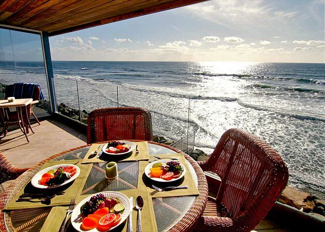 California Beach Front Property Oceanside Vacation Als Beachfront Homes And Condos