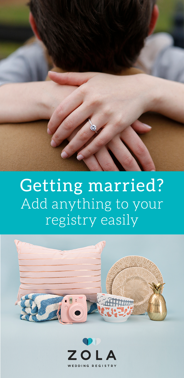 Sign up for zola the all in one wedding registry thatll do sign up for zola the all in one wedding registry thatll malvernweather Images