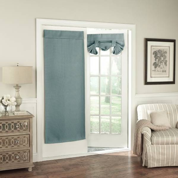 Product Image For Solar Shield Wilder 68 Inch Blackout Door