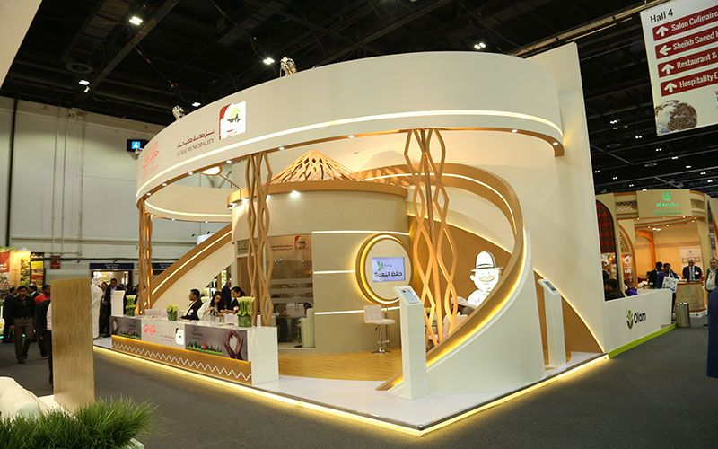 Exhibition Stand Hire Quotes : You can get good quotes from abu dhabi exhibition stand design as