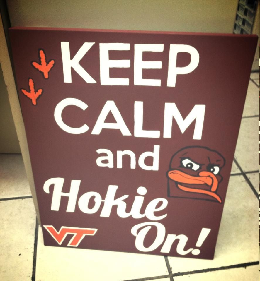 VT canvas Painting crafts, Crafts, Novelty sign