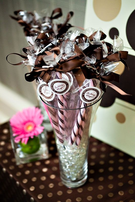 can be used as any kind of favor, love the colors <3    Wedding Favors Photos