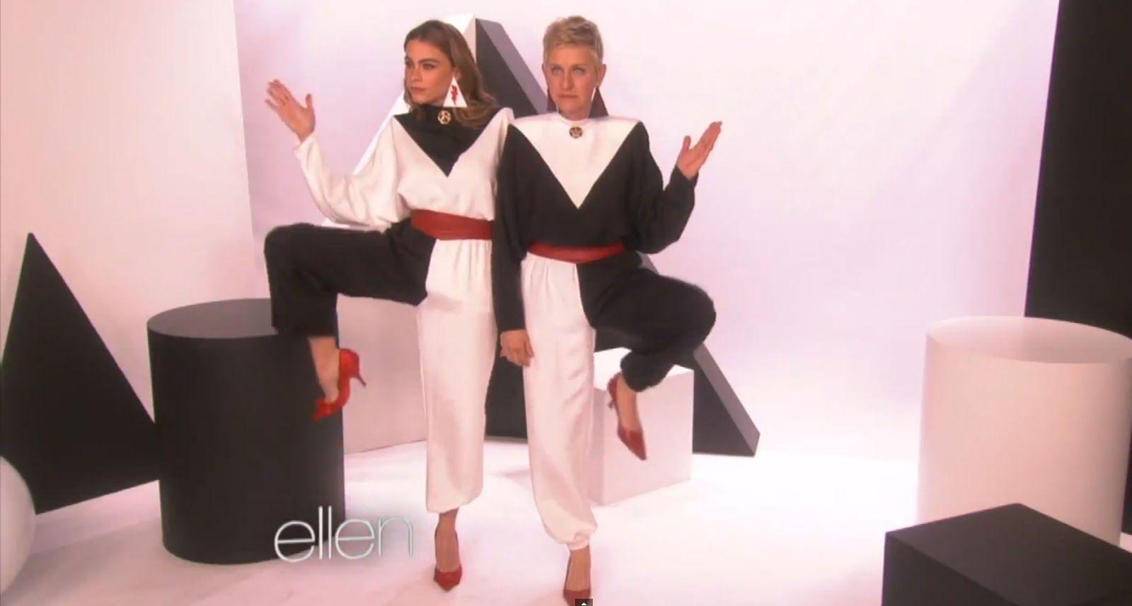 21 Pictures for Sofia Vergara And Ellen Degeneres  Celebrities Photos