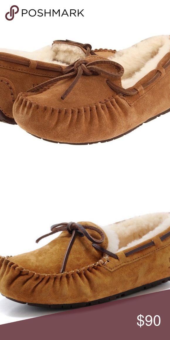 27e6ef520f3 UGG® Dakota Moccasin Slippers Chestnut Brown UGG® Dakota Moccasin ...