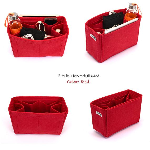 Special felt purse organizer for Louis Vuitton bag models. Many women are  in distress with the messiness of their purses and bags. Now you can  organize your ... 77285b8f81d8