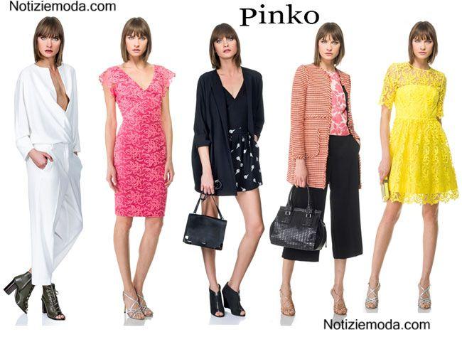 buy online 3cea2 e2b4d Collezione Pinko primavera estate 2015 | Abbigliamento Moda ...