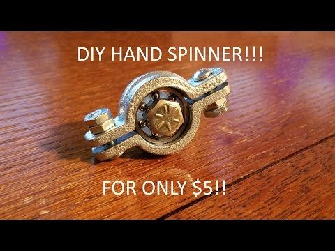 DIY Hand Spinner Fid Toy for $5