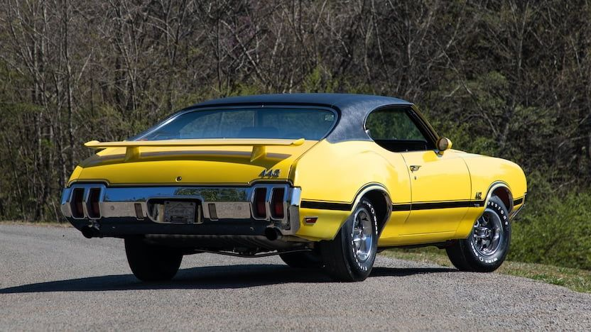 1970 Oldsmobile 442 W30 T78 Kissimmee 2020