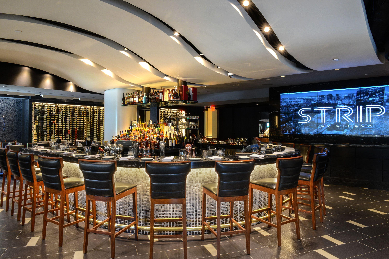Strip By Strega Bar At The Boston Park Plaza Restaurants Best Dining Hospitality