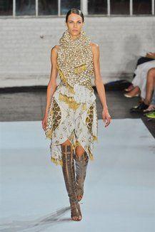 Fashion Show - Women's Spring Summer 2013 - IoDonna