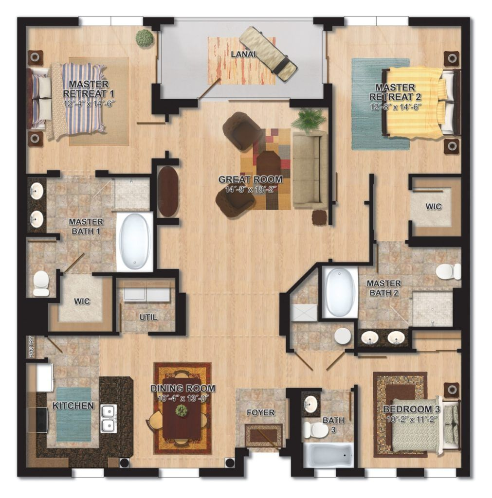 We create 2d floor plans that can be totally personalized for 2d building drawing