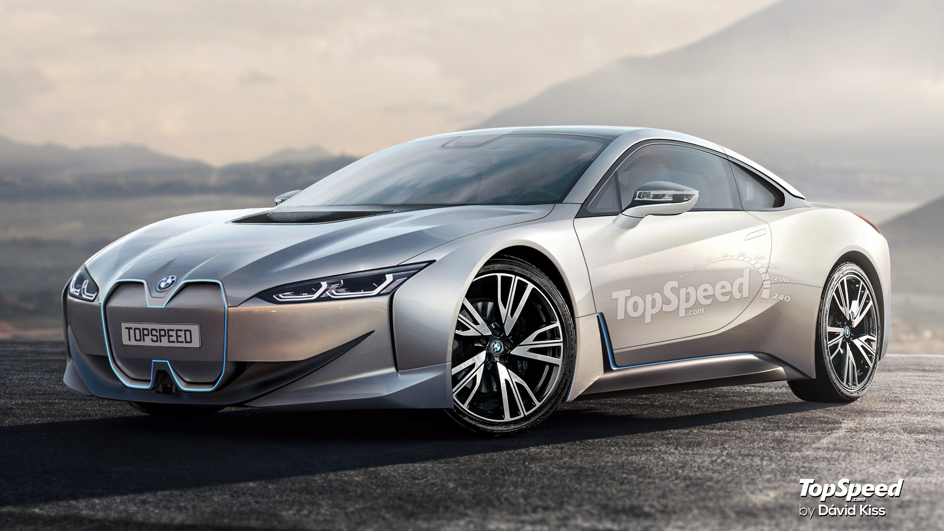 The 2021 BMW I8 Could Be A 700Horsepower Hybrid Supercar