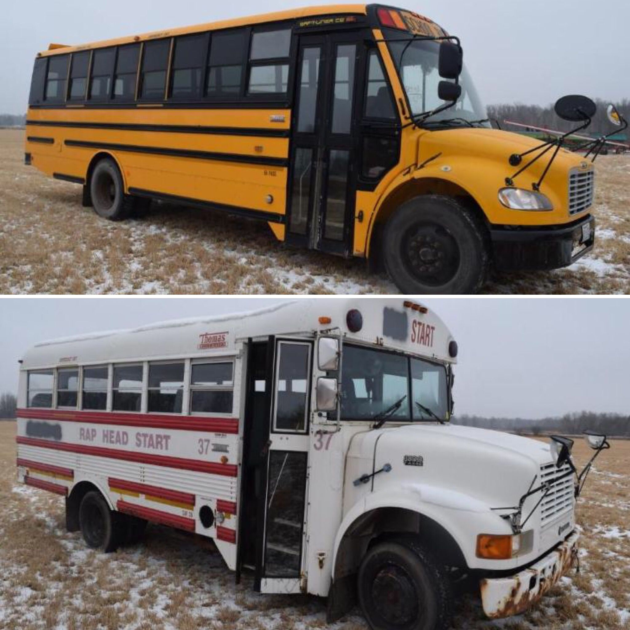 Auction Complete Now Up For Auction 2009 Freightliner Thomas Bus