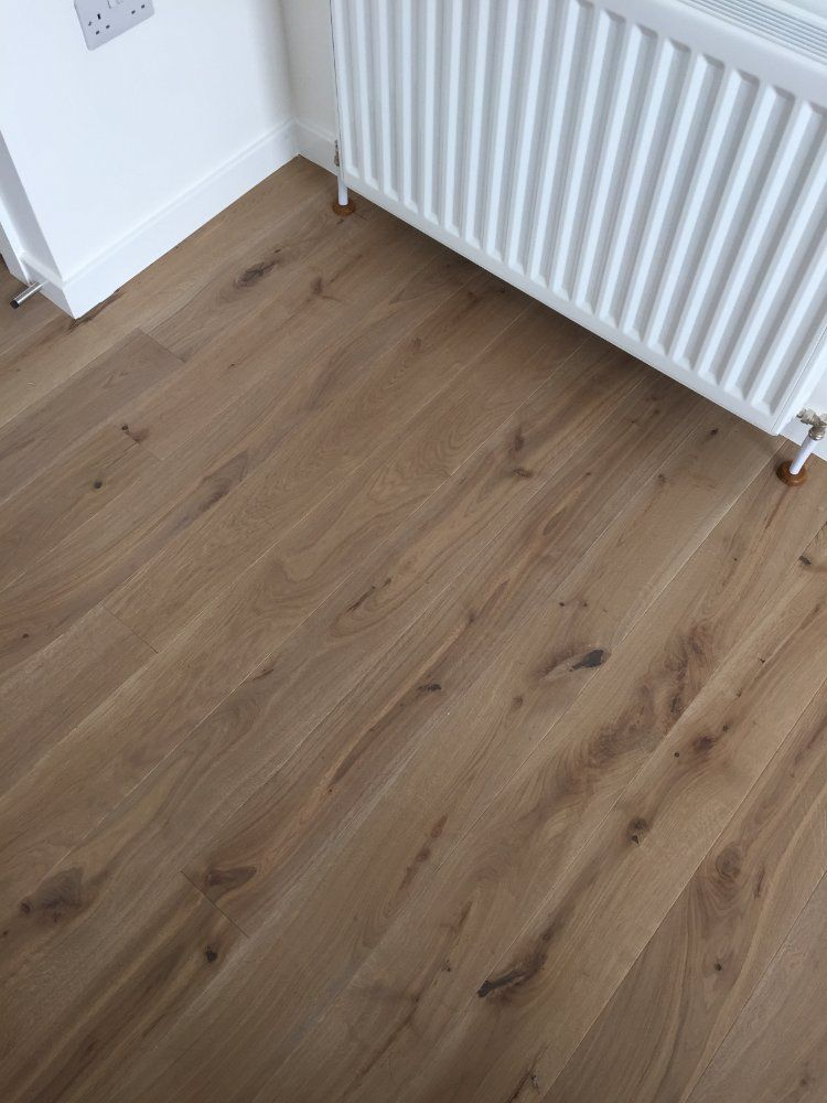 These are our lovely Engineered European White Oak Plank