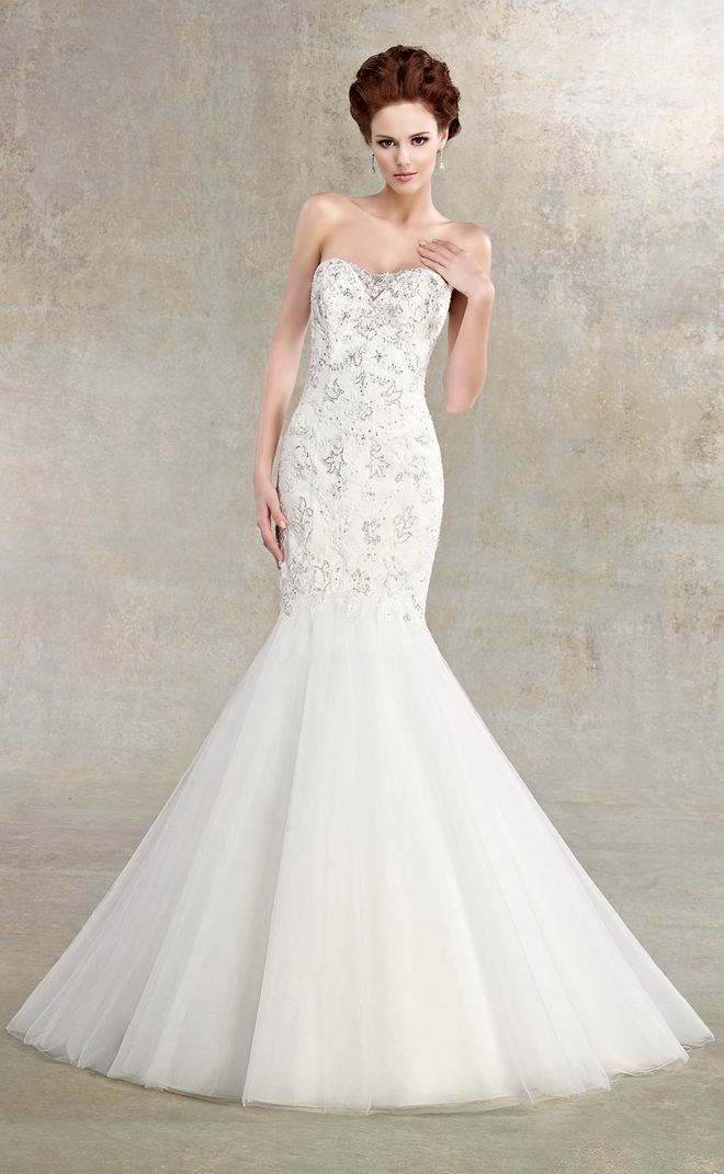 Kitty Chen 2013 Coleccion Vestidos de Novias | Kitty Chen 2013 Bridal Collection