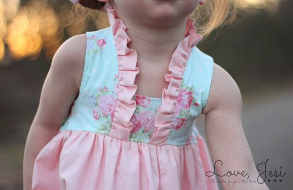 8a424aeb7463 Easter Dresses for Sisters
