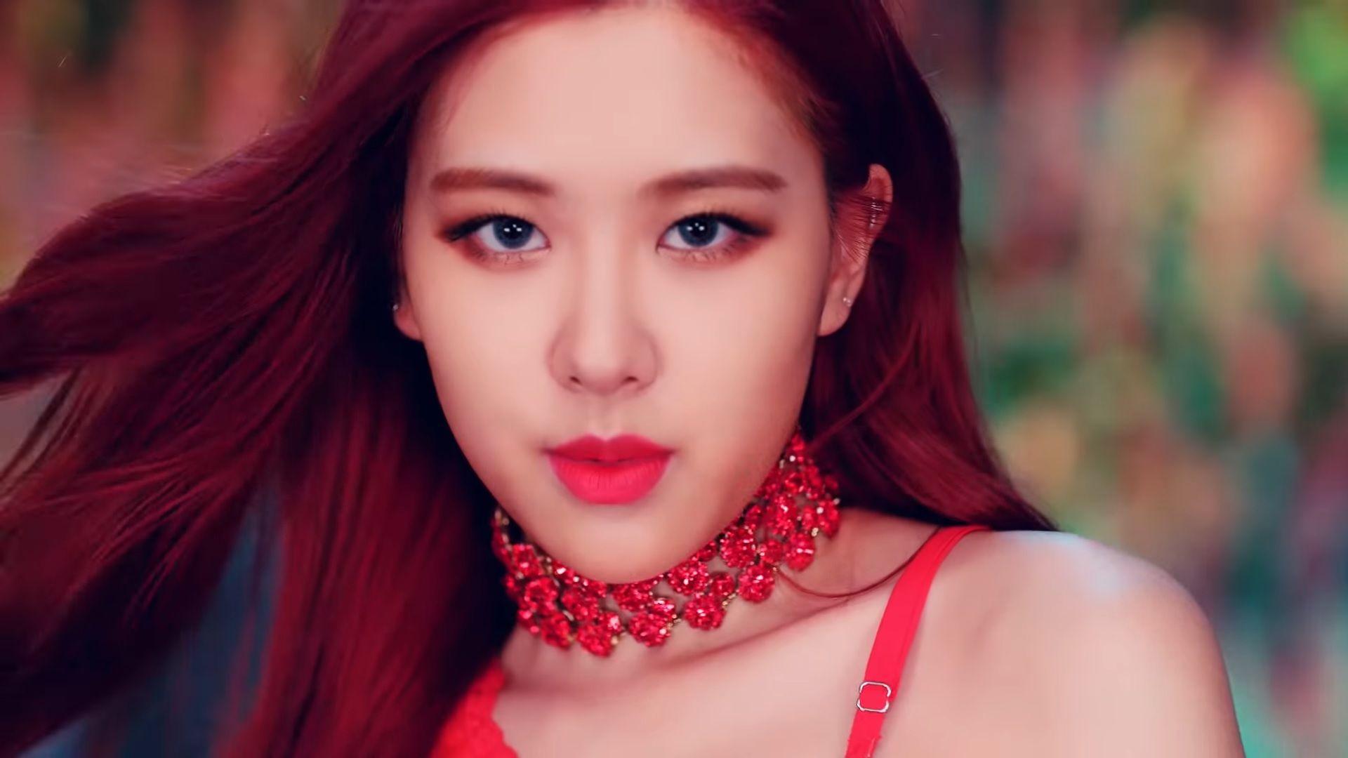 Rose BLACKPINK: Rose Blackpink Kpop Music Video Makeup 뚜두뚜두 (DDU-DU DDU-DU