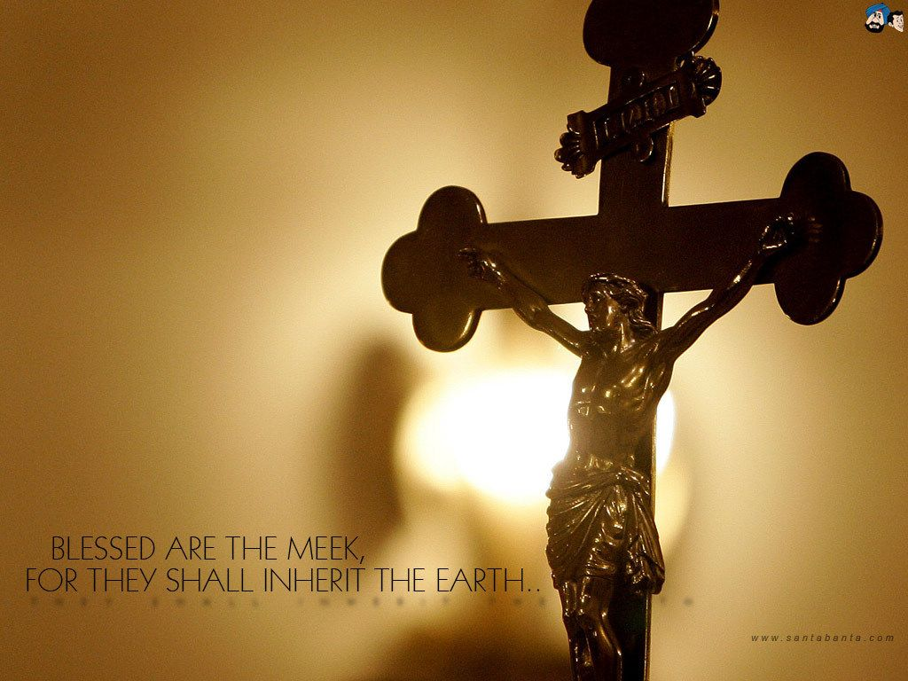 Jesus Christ Cross Wallpapers For Christian All Saints Day