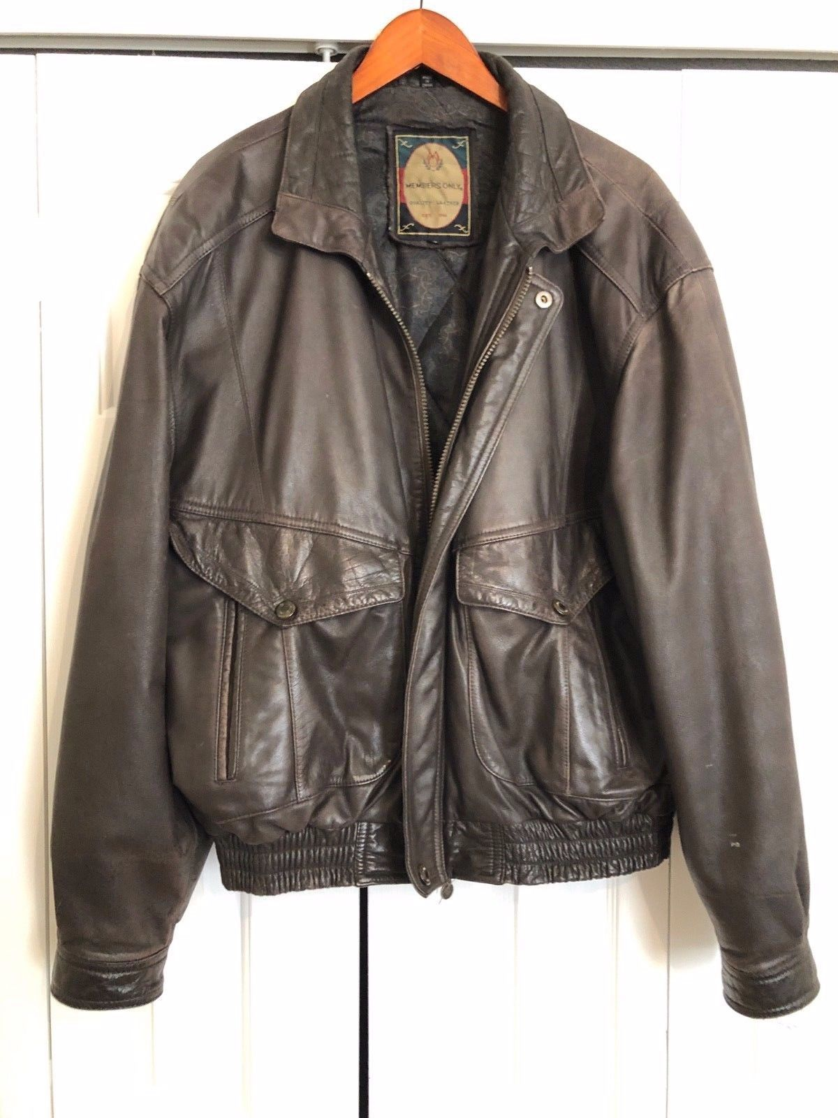 Pin by HNS OUTLET on Clothing Leather jacket, Leather